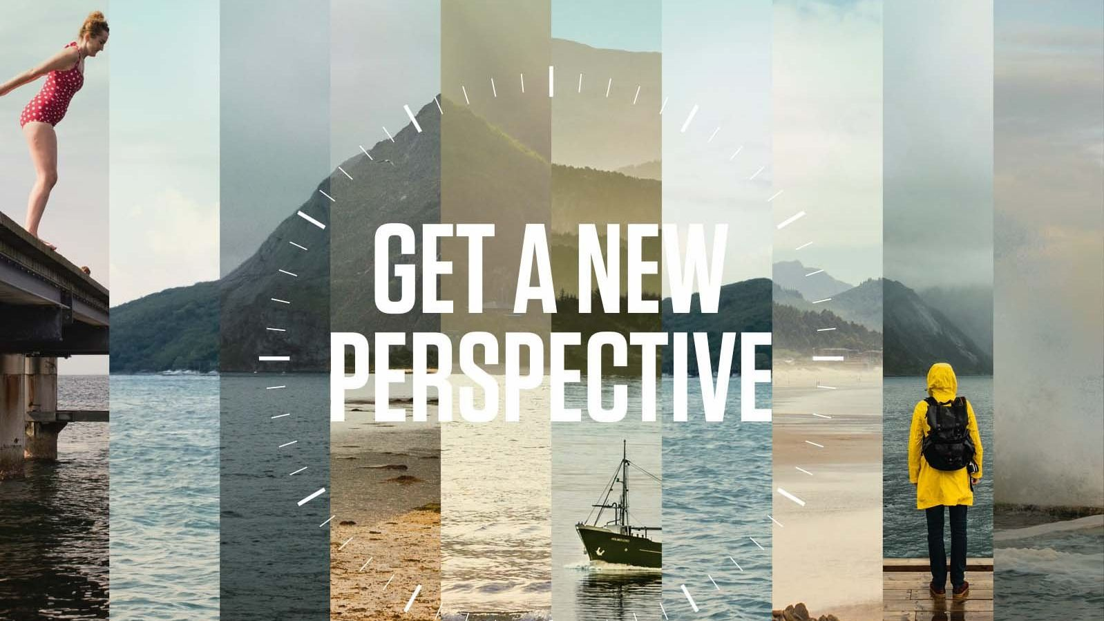 Get a new perspective this summer